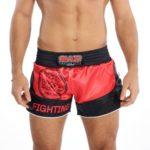 Short thai Competition rosso nero 1 – Copia