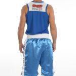 Canotta Boxe Competition Blu 2
